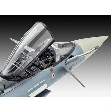 Revell Revell Model Set Eurofighter Typh Renkli